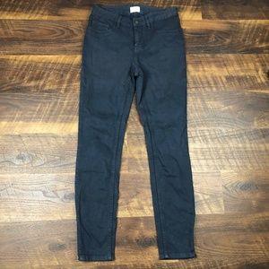Gorman Skinny Jeans Navy Blue size 8 Women's Denim